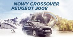Peugeot - New Crossover 3008 on Behance