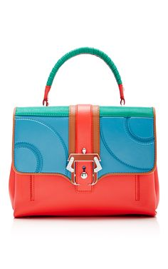 Petite Faye Shoulder Bag by PAULA CADEMARTORI Now Available on Moda  Operandi Marimo e071c524008