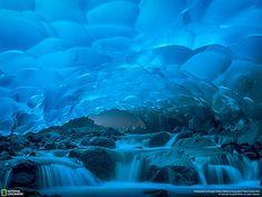 Alaska – Mendenhall Ice Caves