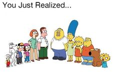 You just realized…