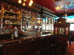 Photographs of the Pubs of Dublin, Ireland