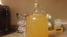 This is an easy recipe for homemade wine. You can choose whatever flavor you like but my favorite is the red. You will need a sterile milk jug, a large latex balloon and a rubber band to complete the project. This Wine is a bit stronger than regular table wine. Its great for cooking as well as drinking.