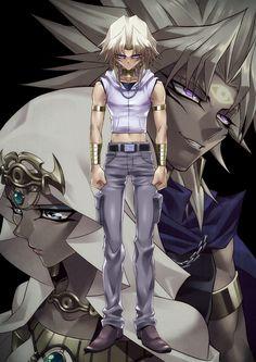 Rokuro, Yu-Gi-Oh! Duel Monsters, Yu-Gi-Oh!, Marik Ishtar, Ishizu Ishtar, Yami Marik