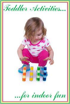 21 Fun Indoor Activities for Toddlers
