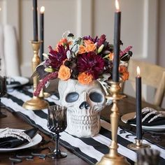 100+ Cheap DIY Dollar Store Halloween Decoration ideas to spook your guests - Hike n Dip