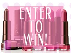 Bombshelling Lipcolor Giveaway I'm #Bombshelling! Just entered this #Giveaway to win 4 @Melea Gibbs lip colors from @Queen Latifah! You can enter too right here: http://queenlatifah.com/lifestyle/beauty/bombshelling-lipcolor-giveaway/