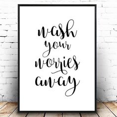 Some bathroom wall art inspo via Pinterest..I could do with one of these! It's from an Etsy shop called boutiqueprintart. They do downloadable printables so you can print and frame yourself which is a great idea  . . . #walldecor #wallprints #bathroomdecor #bathroominspo #interiorinspo #blackandwhitepics #bathroomdesign #interiorinspiration #etsystore #mummyblogger #lbloggers #bbloggersuk #irishbbloggers #beautygram #potd #30plusblogs  #beautycommunity #thegirlgang #blackandwhitephoto…