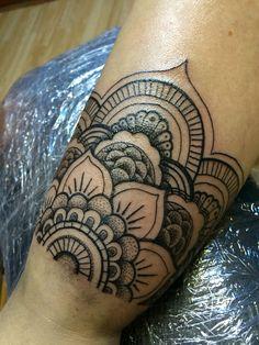 mandala tetovalas