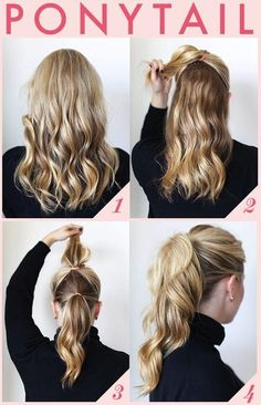 15 Easy Hairstyles For That Awkward In-Between Hair Length