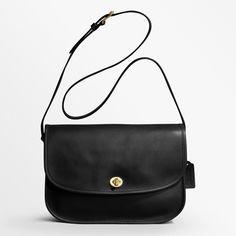 Coach Classic City Bag in Black