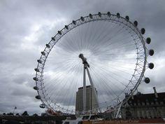 The London Eye  London, UK