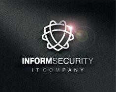 INFORM SECURITY Designed by iRussu   BrandCrowd