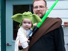 trendy baby first halloween star wars Star Wars Halloween, Great Halloween Costumes, Costume Ideas, Halloween Ideas, Baby Yoda Costume, Baby Costumes, Pink Baby Boy, Baby Baby, Baby Announcement Pictures