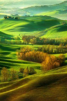 "sublim-ature:  ""Tuscany, Italy  Krzysztof Browko  """