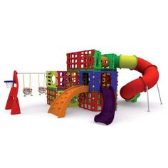 Mundo da Criança - Playground Colossos