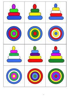 7 Riddles for Kids to Test Your Logic Fall Preschool, Preschool Curriculum, Preschool Worksheets, Infant Activities, Preschool Activities, Teaching Kids, Kids Learning, Visual Perception Activities, Montessori Math