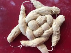 Challach Challah, Garlic, Food And Drink, Bread, Vegetables, Blog, Brot, Vegetable Recipes, Blogging