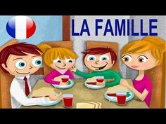 French Podcast: La famille - YouTube