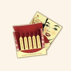 Red Velvet Matchbook