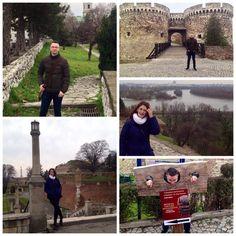 Discovering Belgrad... :)