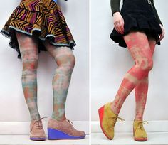 Stylish Tights Do It Yourself - Fashionable Stockings