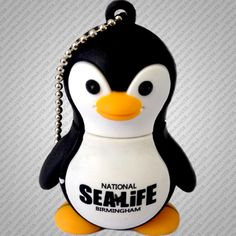 Sea Life Birmingham Custom Shaped USB