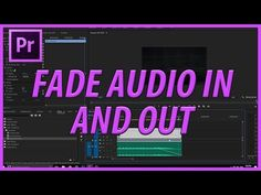 Photography And Videography, Film Photography, Faded Music, Montage Video, How To Fade, Film Tips, Adobe Audition, Wattpad Book Covers, 3d Tutorial