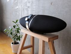 Bowers  Wilkins Air Zeppelin available at Clear Audio Design in Charleston, WV.
