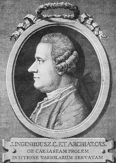 Jan Ingenhousz - December 8, 1730 – September 7, 1799) was a Dutch physiologist, biologist and chemist. He is best known for showing that light is essential to photosynthesis and thus having discovered photosynthesis