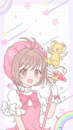 Kawaii Chibi, Anime Kawaii, Kawaii Art, Anime Chibi, Sakura Kinomoto, Syaoran, Sakura Sakura, Sakura Card Captor, Sailor Moon Wallpaper