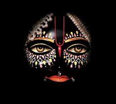 Krsna Krishna Leela, Krishna Love, Krishna Radha, Lord Krishna, Durga Puja Wallpaper, Radha Krishna Wallpaper, Black Art Painting, Krishna Painting, Spirited Art