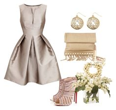 Wedding Guest By Alynncameron Liked On Polyvore Featuring Armani Collezioni Warehouse