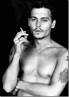 Johnny Depp has won the People's magazine Sexist Man Award twice in one decade.