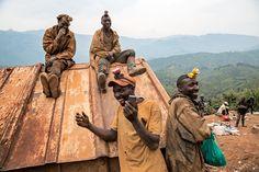 Minerales de conflicto · National Geographic en español. · Reportajes-casiterita