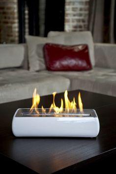 Michelle - Blog #Bioethanol #Fireplace Fonte : http://www.amazon.com/Avani-Portable-Ethanol-Fireplace-Finish/dp/B004ROUETW