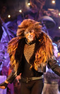 Cats- The Rum Tum Tugger (Delaware production)