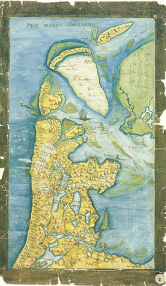 Early World Maps, Holland Map, Amsterdam Map, Map Sketch, Rpg Map, Map Globe, Old Maps, Historical Maps, Hellenistic Period