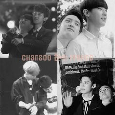 #Chansoo #forever