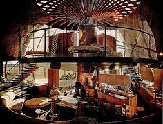 1951, architect Bruce Goff