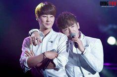 17th Anniversary Concert WE (Taipei): 혜성 & 민우