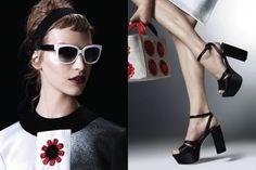 nice PRADA | Campanha Primavera 2013 | Amber Valletta, Eva Herzigova, Raquel Zimmermann e muito mais por Steven Meisel