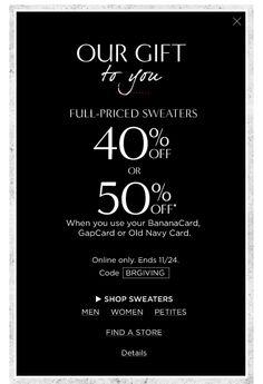 Banana Republic http://appearanceforless.com/ #BananaRepublic #fashion #discount #coupon #sale #clothes #style #chic