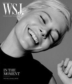Michelle Williams:  WSJ Magazine, February 2017, Photographed by Daniel Jackson