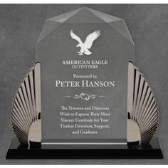 Our Pearl Silver Phoenix Diamond Acrylic Award features a clear piece of diamond cut acrylic for engraving with pearl silver accents on each side, all mounted on a black acrylic base. This is x in size & weighs lbs. Acrylic Trophy, Acrylic Awards, Trophy Design, Stage Set Design, Allah Names, Page Borders, Black Acrylics, Silver Pearls, Phoenix