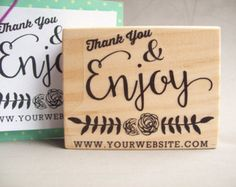This stamp of a tree with initials is the perfect touch to any woodland or rustic themed wedding, or as a special gift to a couple.  Perfect for