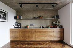 Sous l'influence du brutalisme | Appartment dans la Trellick Tower à Londres