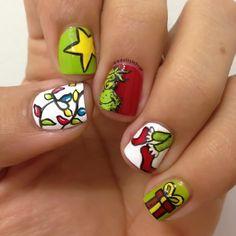 christmas by adelislebron #nail #nails #nailart                                                                                                                                                                                 More