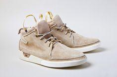 Feit x Pntha Low Black Sneaker