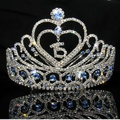 crowns | Quinceanera Tiaras | Quinceanera Crowns | Quince Headpieces | ABC ...