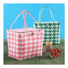 Dining Out Picnic Baskets